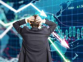داده های خطر سقوط قیمت سهام